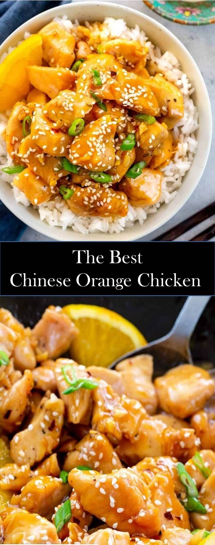 ★★★★★973 reviews :   Special Foods And Drinks Are Ready To Accompany You ! #Chinese #Orange #Chicken   This simple Chinese orange chicken formula is a more advantageous custom made choice. Lean chicken bosom pan-seared and stewed in a sweet and tart orange sauce. #chineseorangechicken