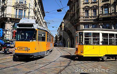 Milan Trams