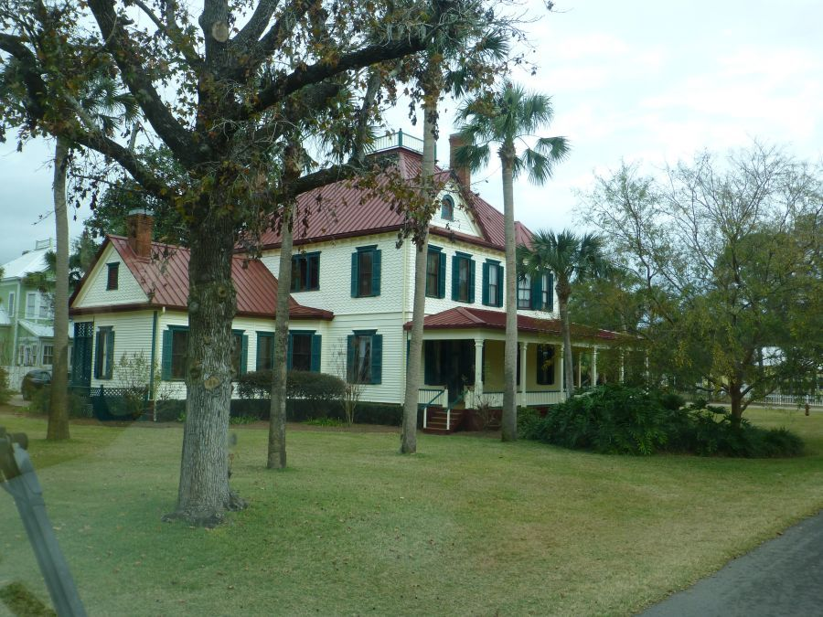 900 historic homes, buildings and sites in the historic district of Apalachicola, FL., the Forgotton Coast of Florida.   Go to www.YourTravelVideos.com or just click on photo for home videos and much more on sites like this.