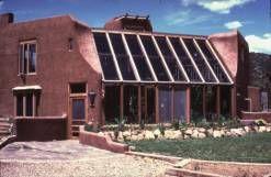 Nmsea Balcomb Patricia Mullen House Passive Solar Heating