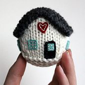 Ravelry: The Little House pattern by Fifty Four Ten Studio