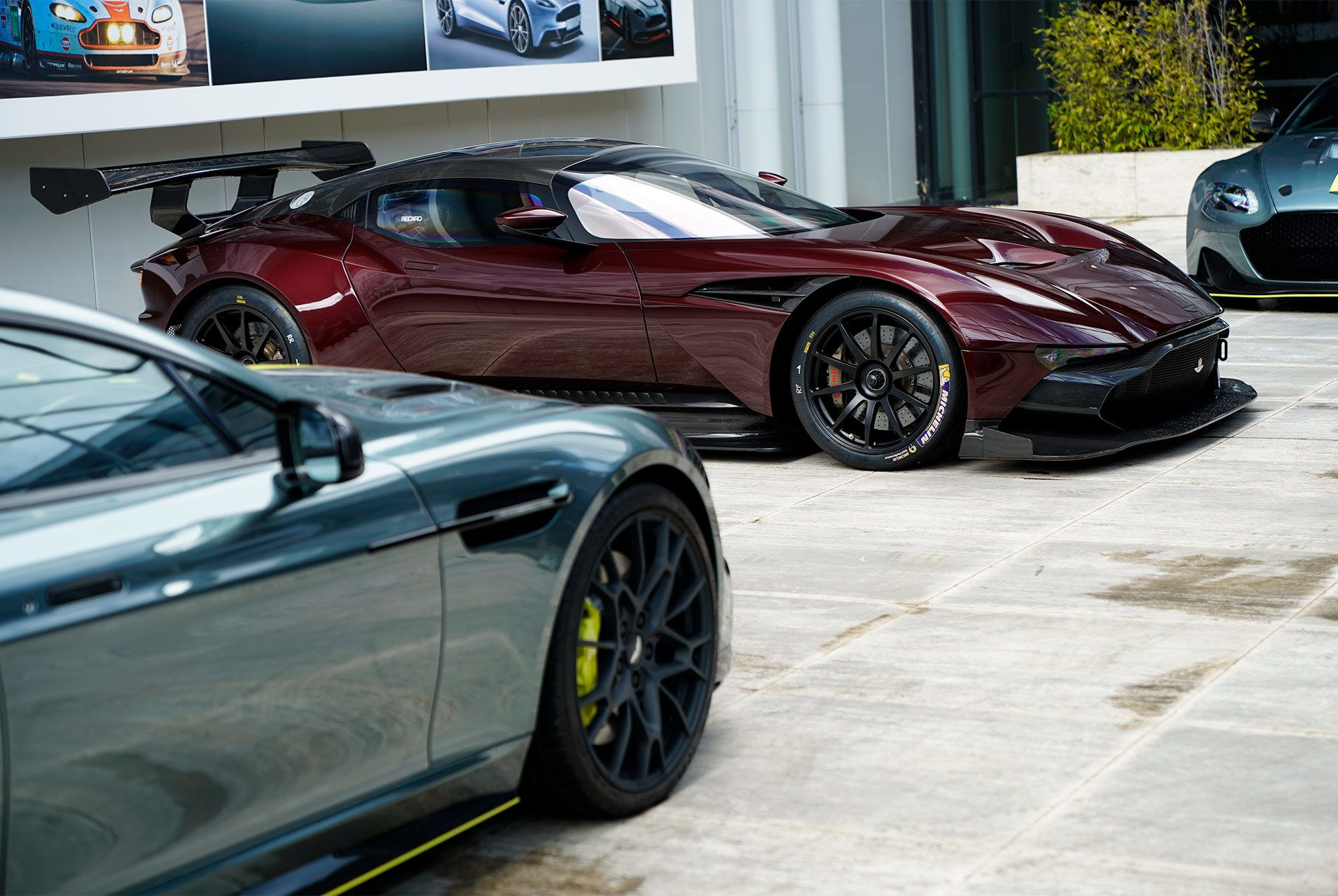 Visual Proof That Aston Martin Makes The Most Beautiful Cars In