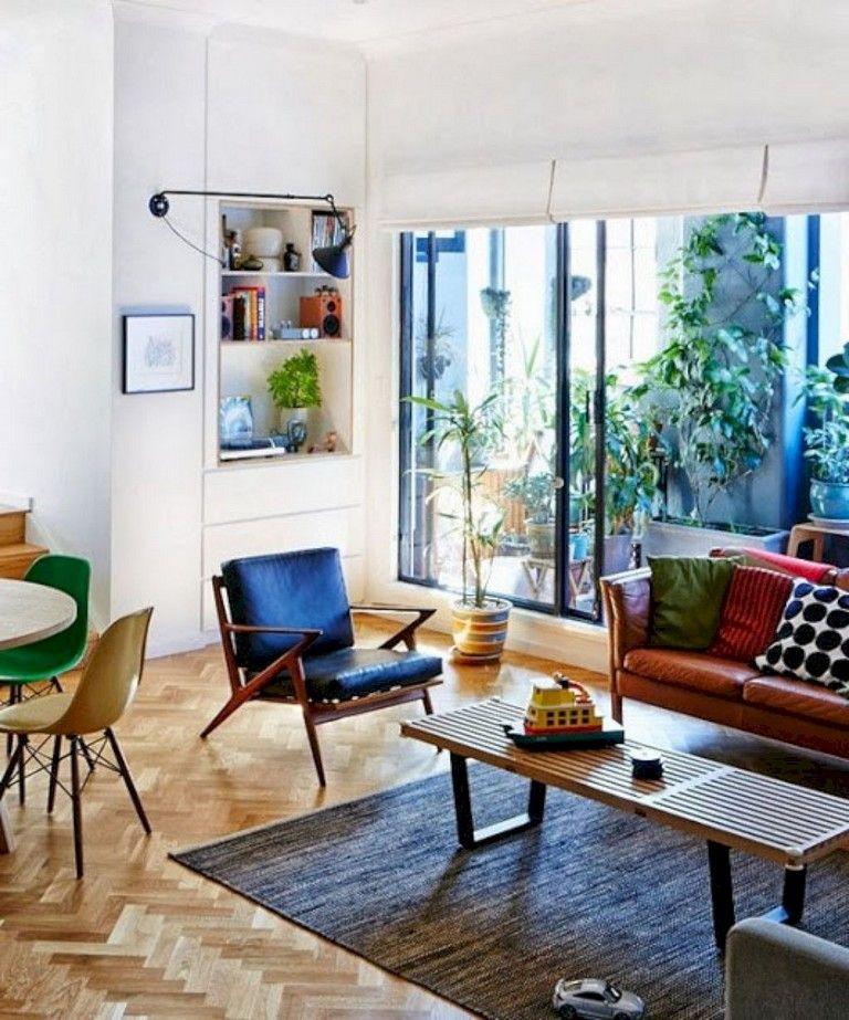 57 Comfy Mid Century Living Room Furniture Ideas Modern Living