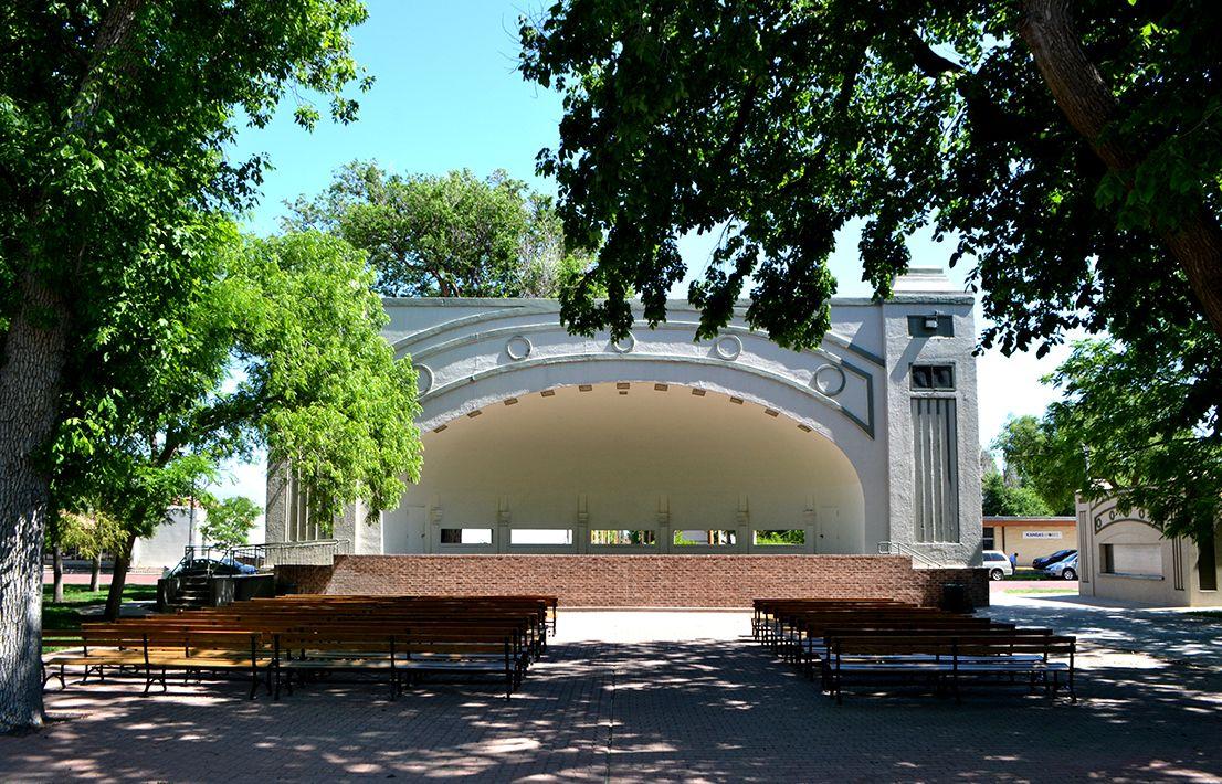 Stevens Park Theatre, Garden City, Kansas | Around Town | Pinterest ...
