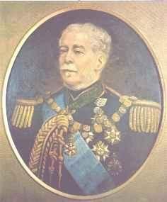 Caxias Duque De Luis Alves De Lima E Silva Patrono Do