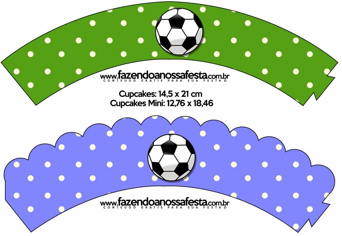 Fútbol Imprimibles Gratuitos Para Fiestas Party Printables Free Christmas Party Printables Boys Soccer Birthday Party