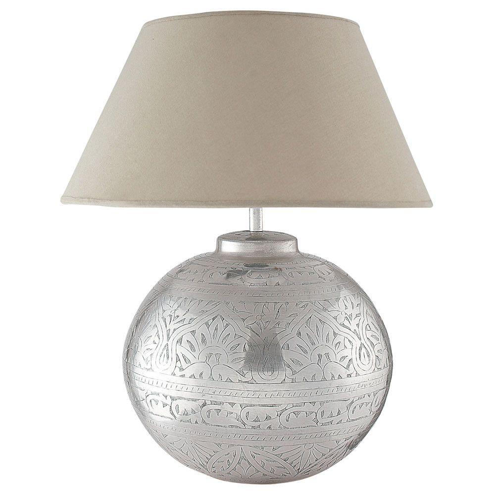 Table lamps Lampade, Paralume in tessuto, Lampade da
