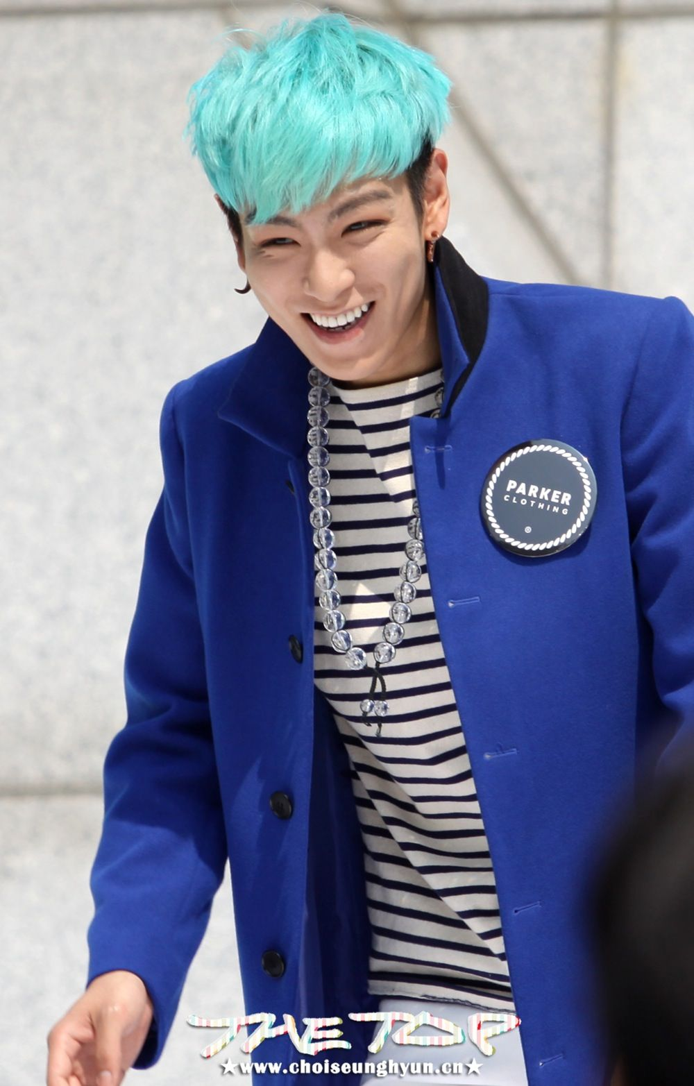 T.O.P (탑) - Visit Korea CF Shoot (04/20/12).