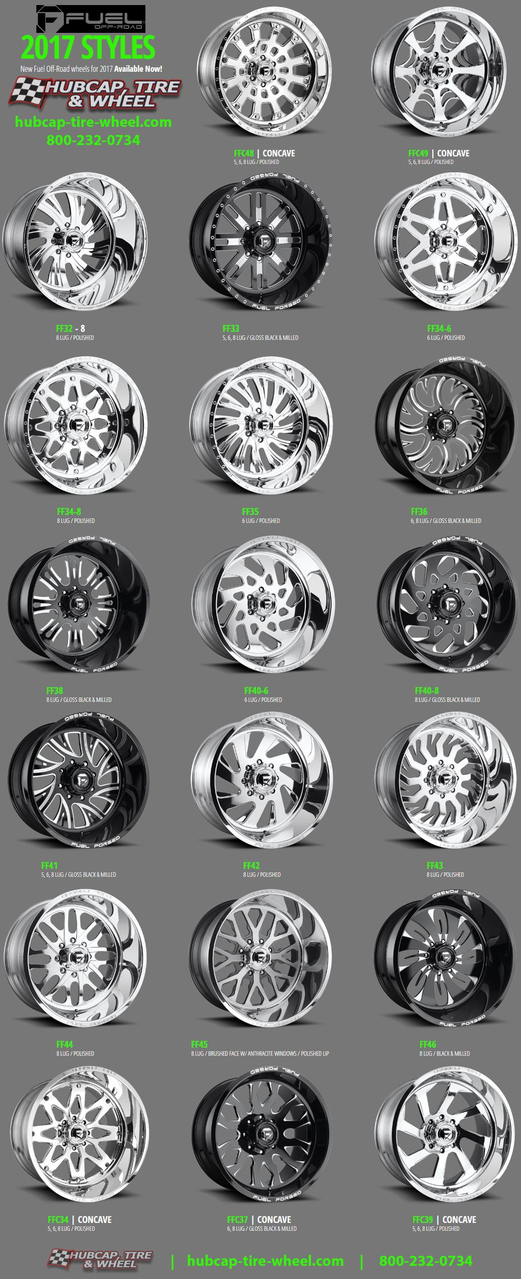 The new 2017 fuel off road forged wheels rims for jeeps trucks the new 2017 fuel off road forged wheels rims for jeeps trucks suvs publicscrutiny Images