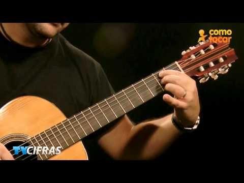 Video Aula De Violao Como Tocar Romance De Amor Aulas De
