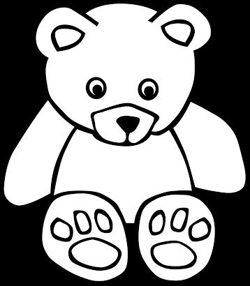 teddy bear clip art - Google Search | Party 2&4 | Pinterest | Osos ...