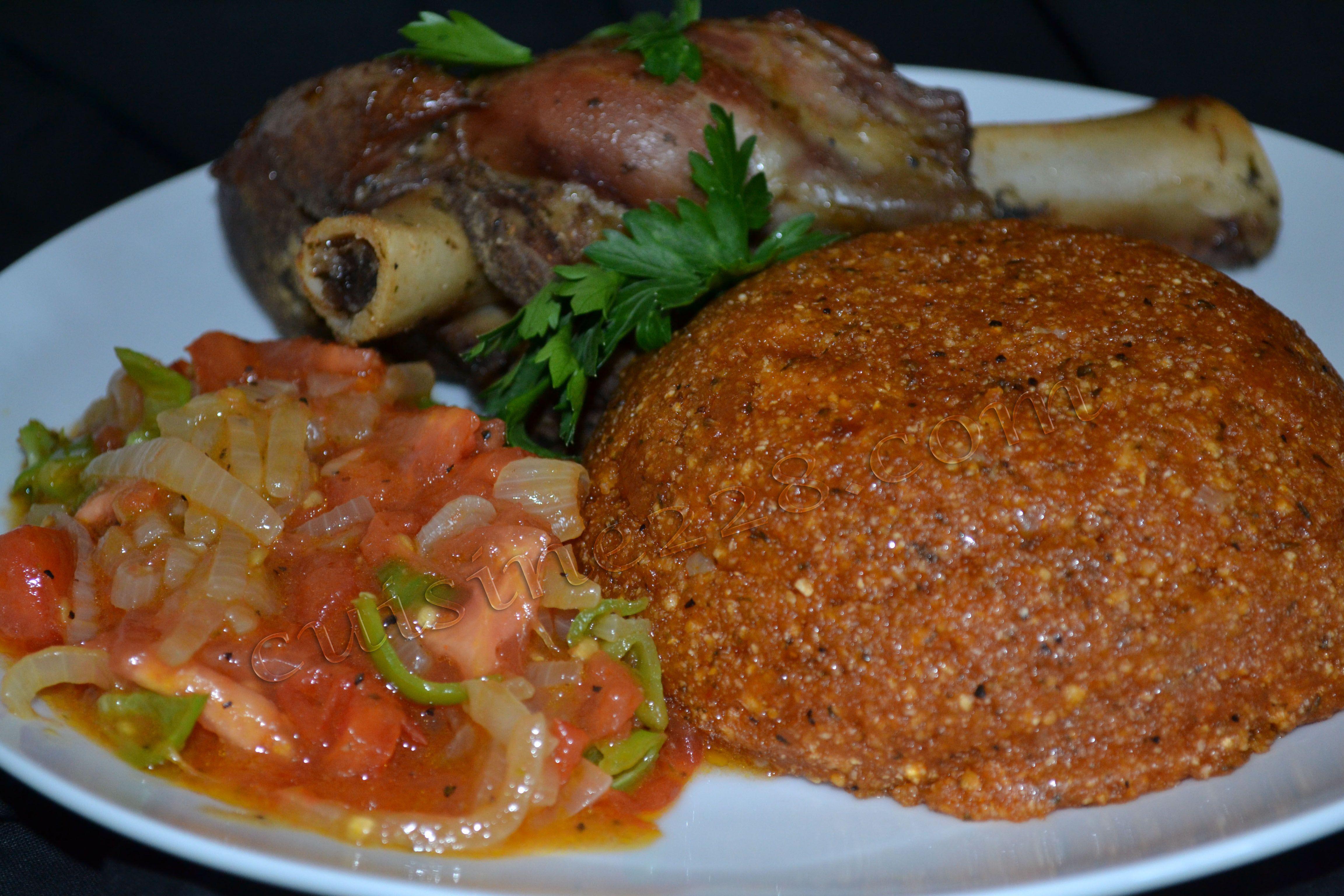 Recettes de cuisine africaine facile for Africaine cuisine