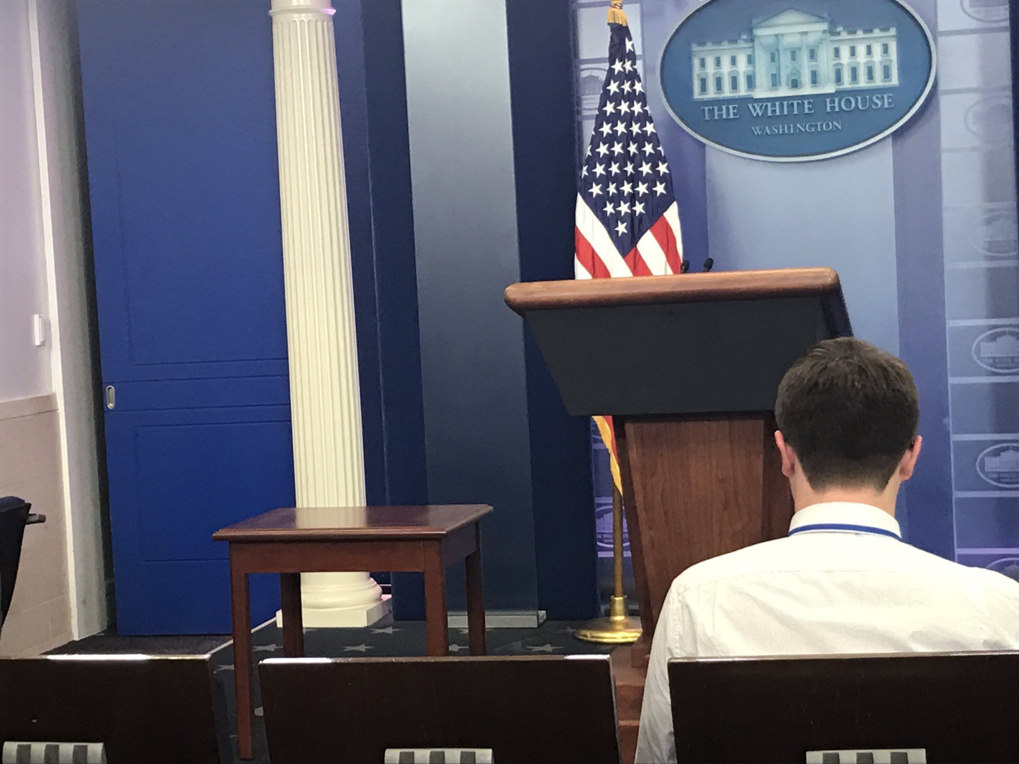 White house press briefing funny pictures