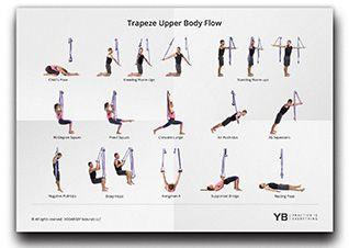"Yoga Trapeze ""Flow"" Video Tutorials | YOGABODY [official]"