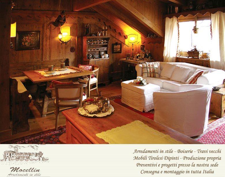 Mobili Tirolesi ~ Oltre 25 fantastiche idee su case in stile artigiano su pinterest
