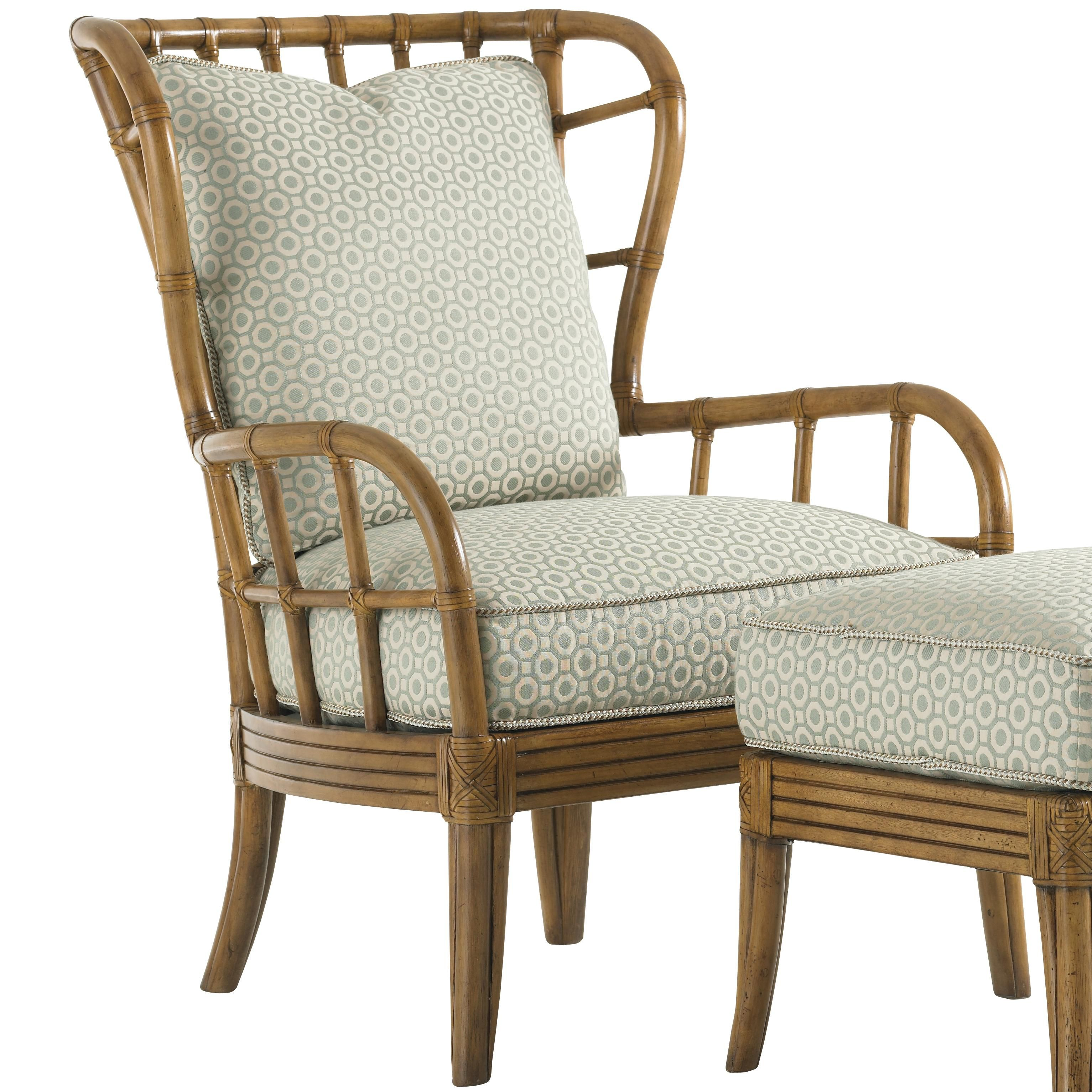 Beach House Sunset Cove Chair By Tommy Bahama Home Getting Warmer
