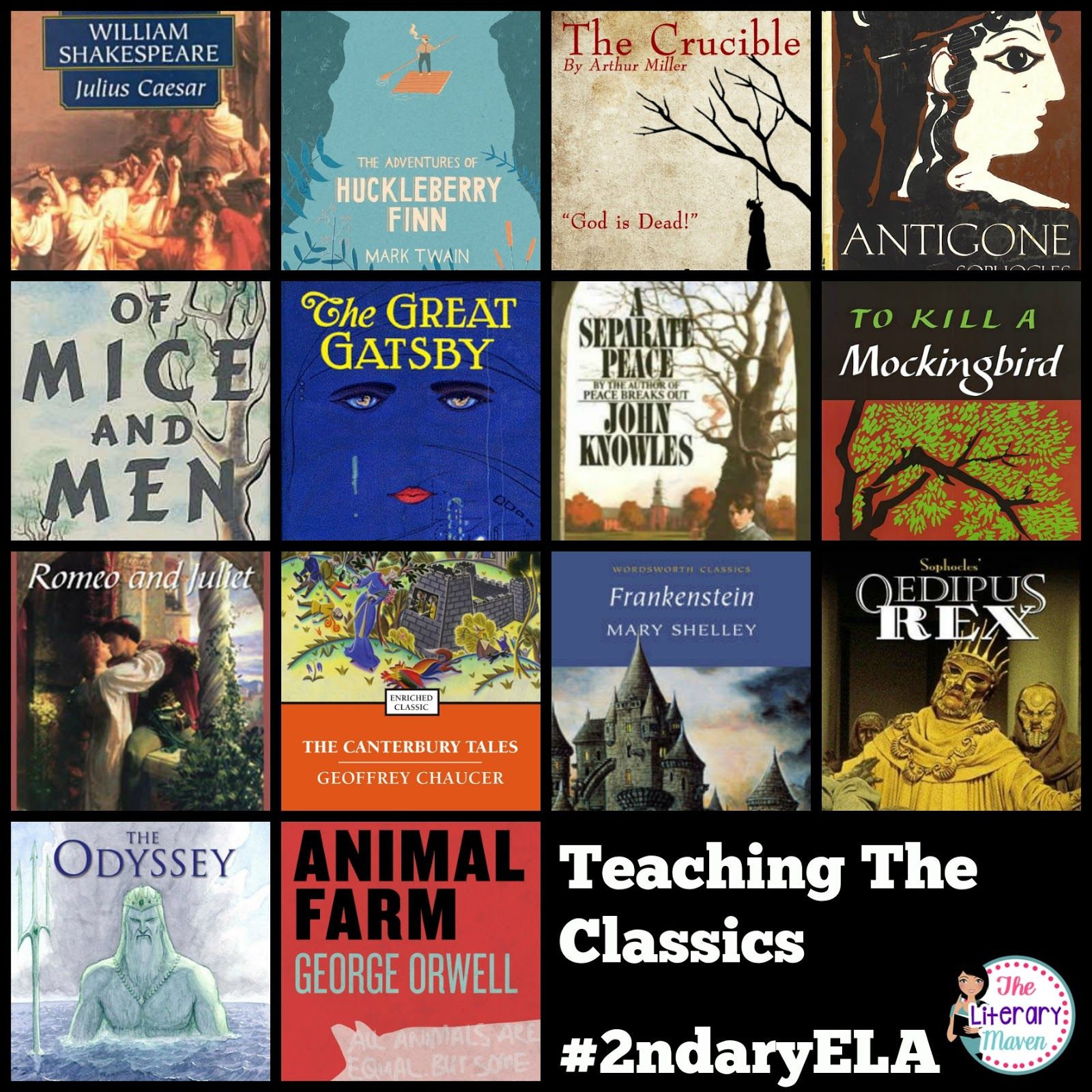 Teaching The Classics Strategies Resources For Challenging Texts