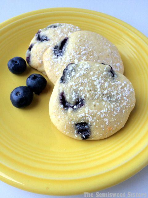 Blueberry Sour Cream Drop Cookies Recipe Recipe Drop Cookies Drop Cookie Recipes Sour Cream Cookies