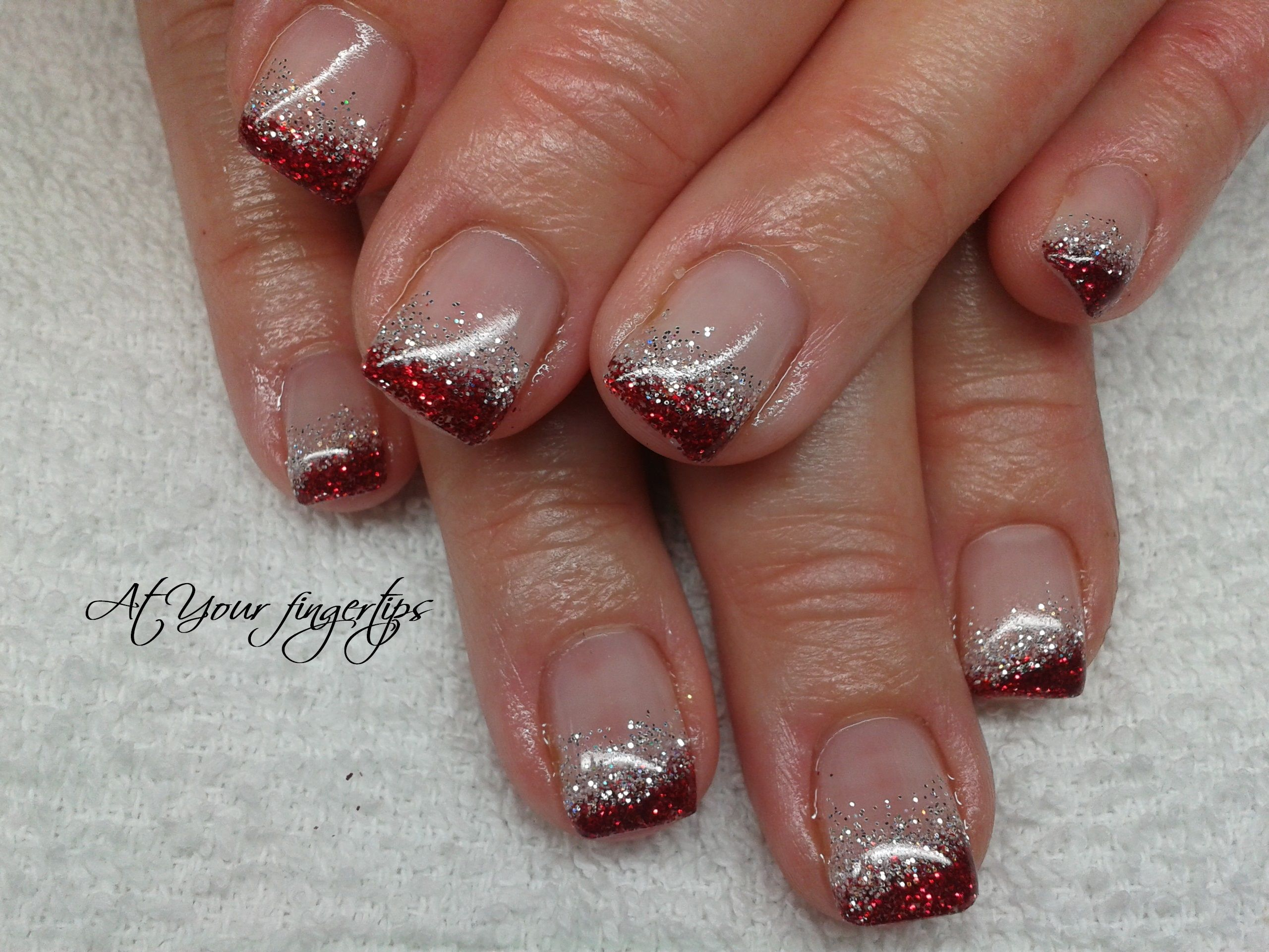 gel nails | Hair & Beauty | Pinterest
