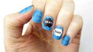 the fault in our stars nails - Bing Images