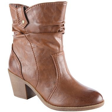 514c93801fb4 Call It Spring™ Dariano Western-Style Booties - jcpenney