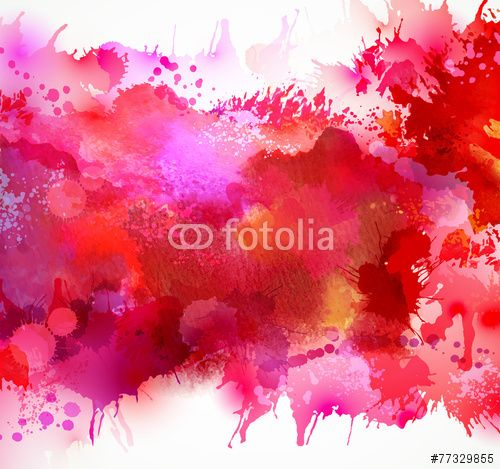 Images For Printed Wall Mural And Tapestry Muraledesign Com Watercolor Splash Paint Background Watercolor Background