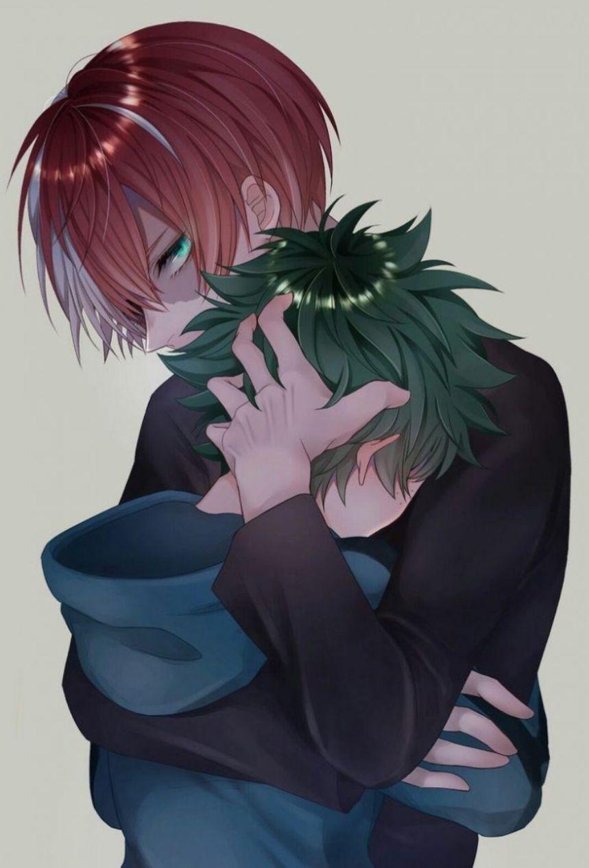 Scared Of Me Deku Villain My Hero Academia Shouto Hero My Hero Academia Manga