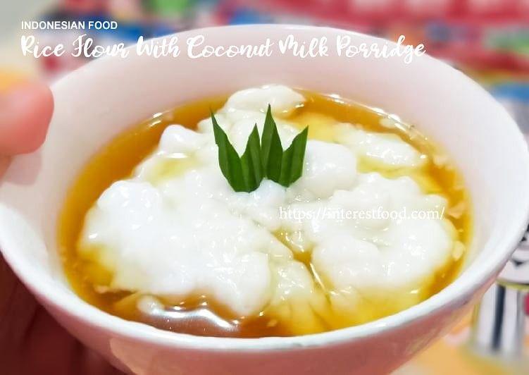 Resep Nenek Moyang Bubur Sumsum Makanan Sehat Khas Indonesia Resep Masakan Indonesia Makanan Makanan Sehat