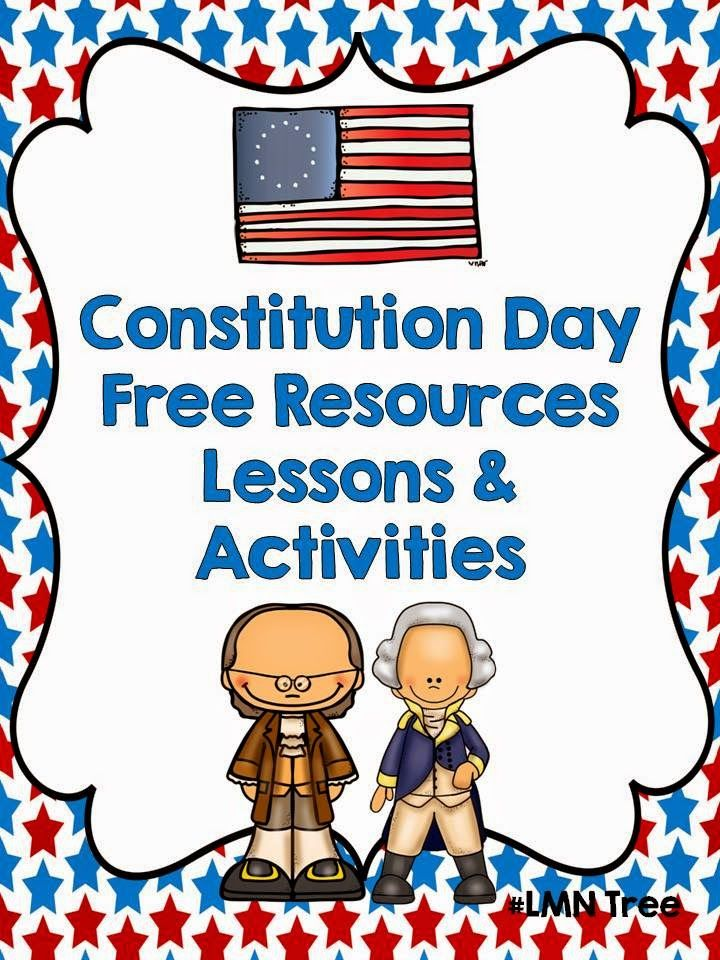 LMN Tree Hooray for Constitution Day Great Free Resources