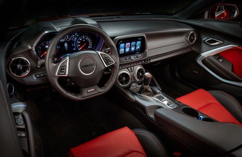 2019 Chevrolet Camaro The Inside Story Pinterest Chevrolet
