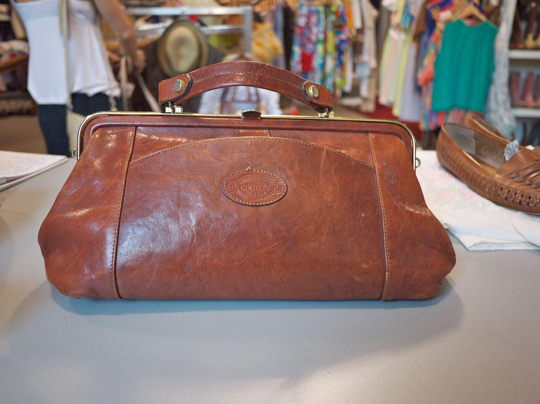 Vintage Oroton Doctors Bag  ac3bd7d5ac1d9