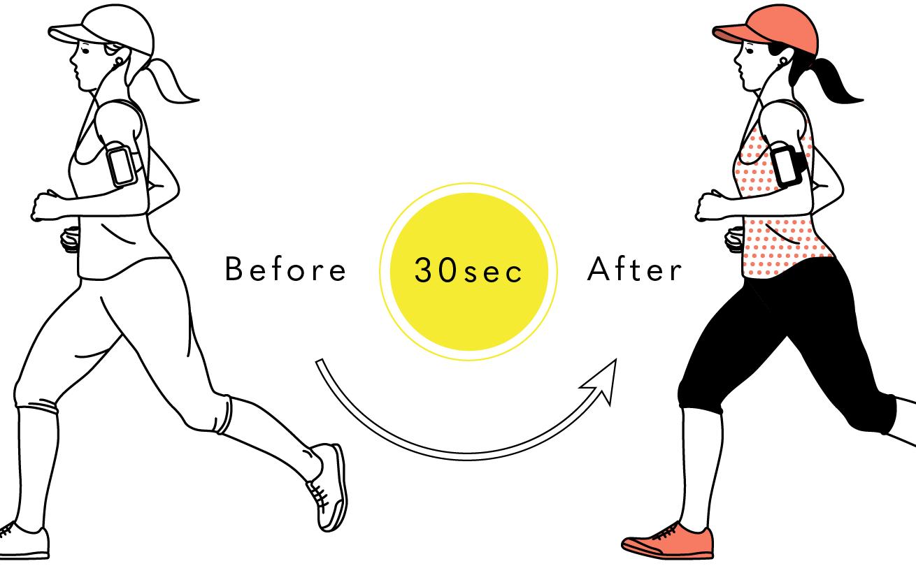 30秒で完成 簡単かつ一瞬でイラストをイイ感じに水玉柄で色塗りする方法 Linustock ライナストック Lp デザイン 色塗り 水玉