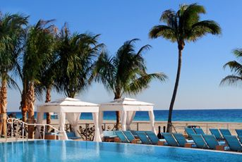 Our vacation in August! :)  Sheraton Fort Lauderdale Beach Hotel