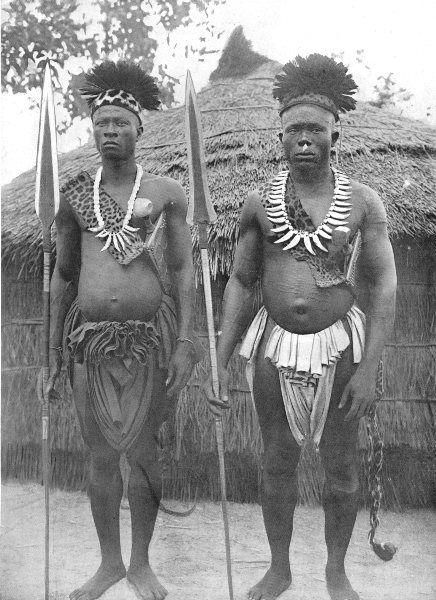Image result for tribal warfare in congo cartoon