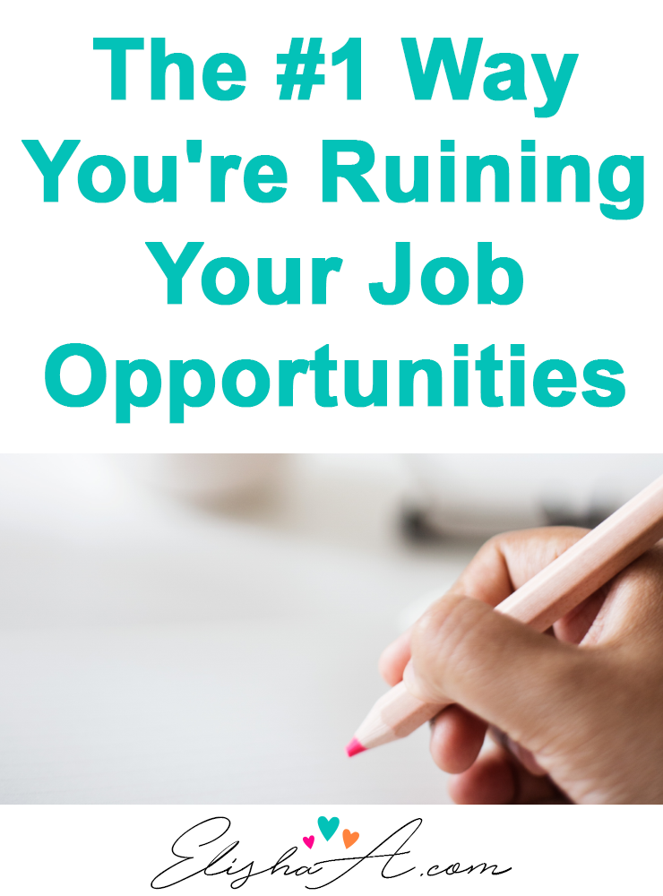 Marvelous The Biggest Mistake That You Can Make On Your Resume Is Su2026