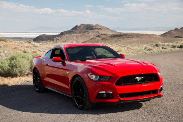 How Ford Snuck The 2015 Mustang Into The Need For Speed Movie