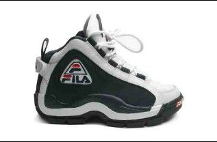 8c7be2eaa7d Fila Webber Year  1997 Worn by  Chris Webber C-Webb has been seen in and  sponsored by just about every shoe company. His short span with Fila  produced the ...
