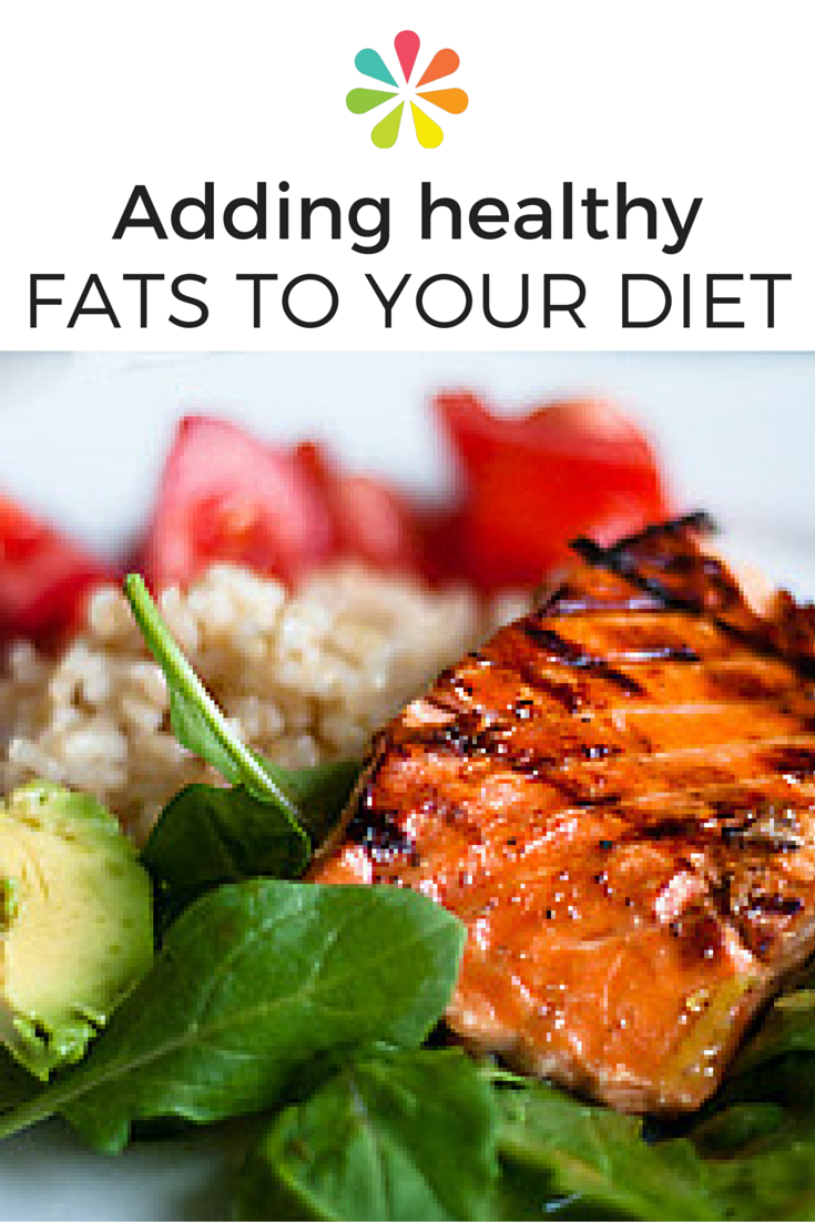 A Heart-Healthy Diet: Eat the Right Fats