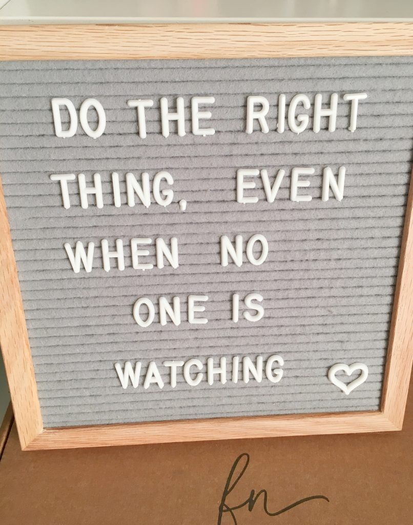Letter Board Quotes for Kids - NY Foodie Family