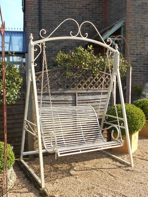 5cf978f2b4 Swing Seat in Benches and Furniture from The Vintage Garden Company ...
