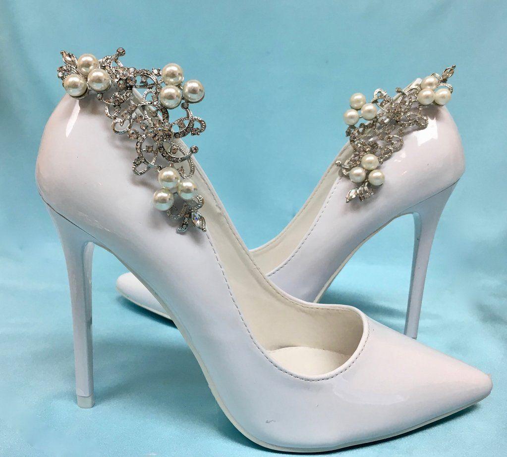 46++ Rhinestone wedding shoes for bride ideas in 2021