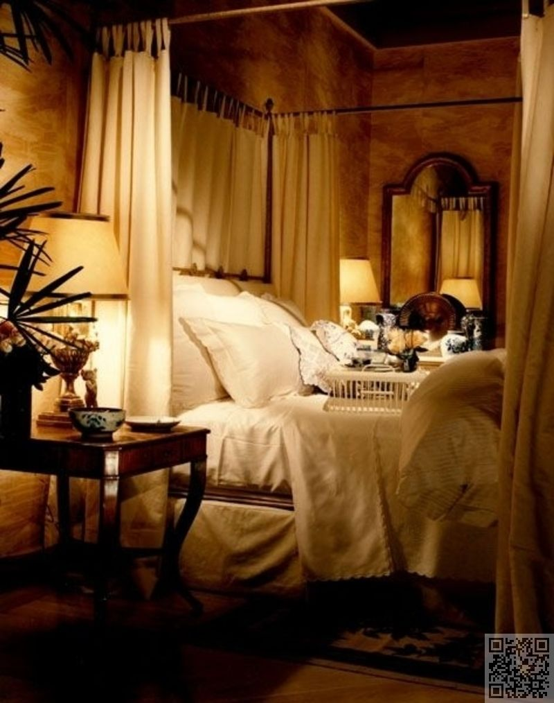 Low Lights Cozy Bedroom Warm Cozy Master Bedroom Home