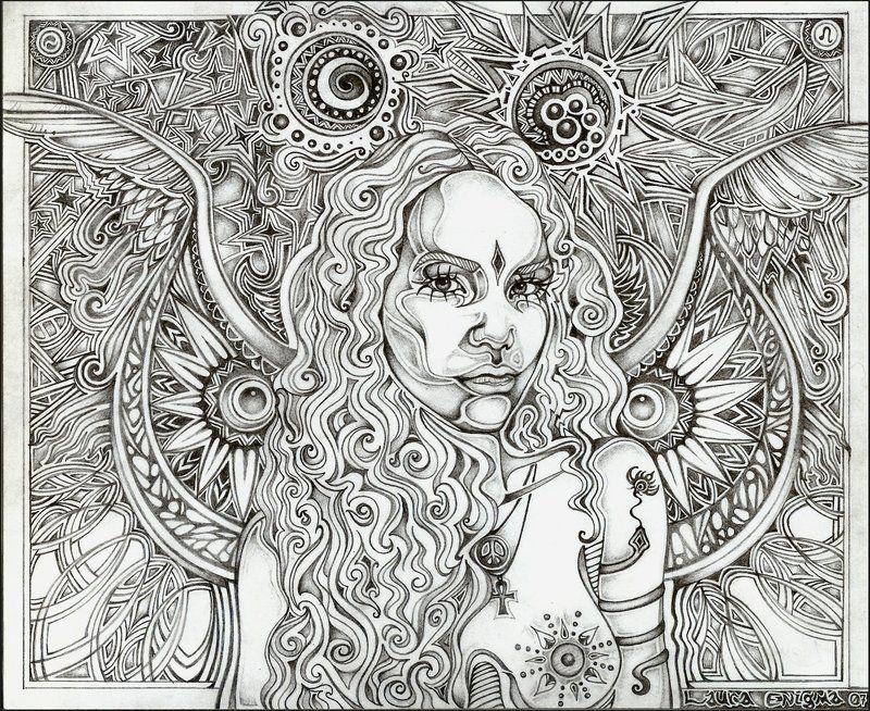 The High Priestess   Surreal Art   Pinterest