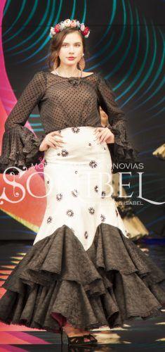 Pin De Sonibel Moda Flamenca Sevilla En Trajes De Flamenca Talla Grande Sonibel Curvi Simof 2017 Trajes De Flamenco Moda Moda Flamenca