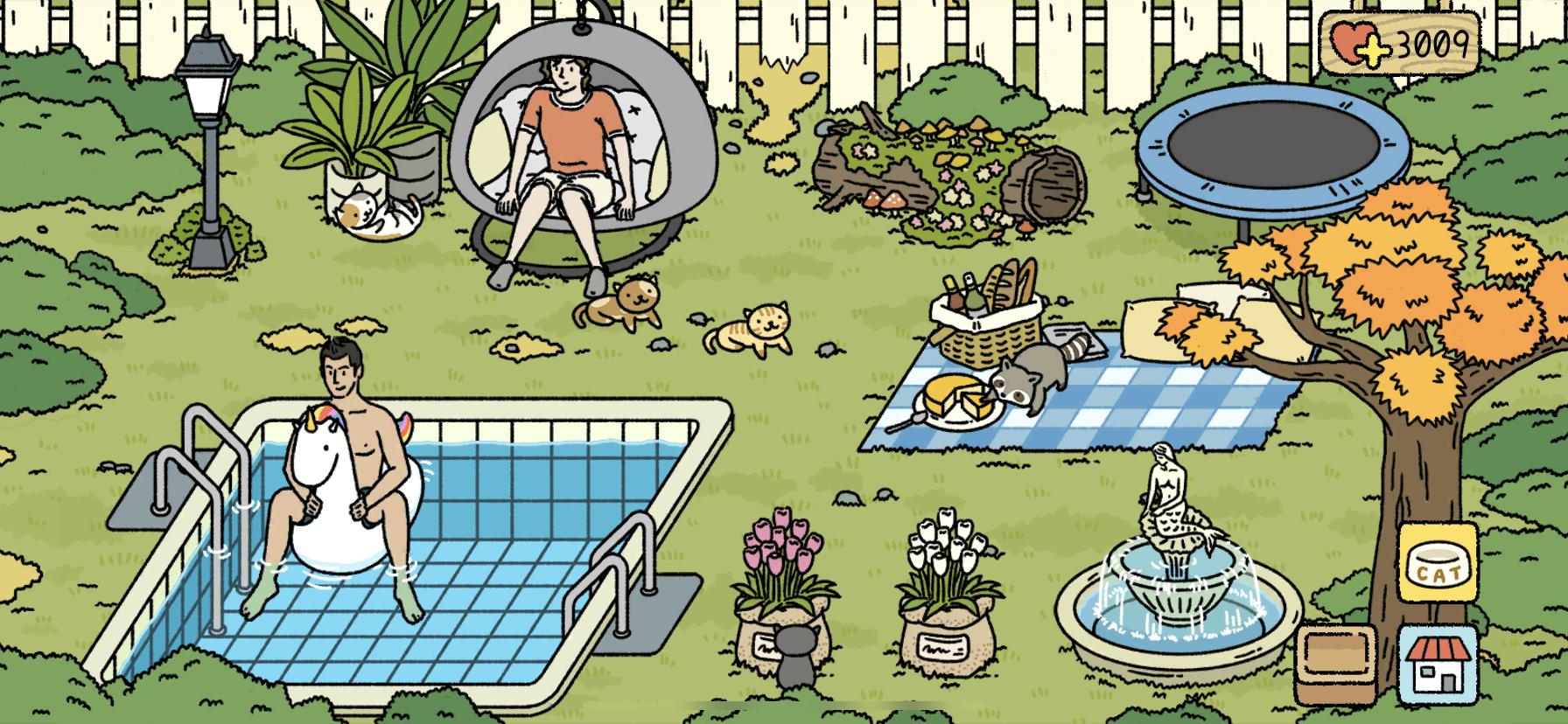 Adorable Home Game in 21  Gaming decor, Adorable, Garden deco