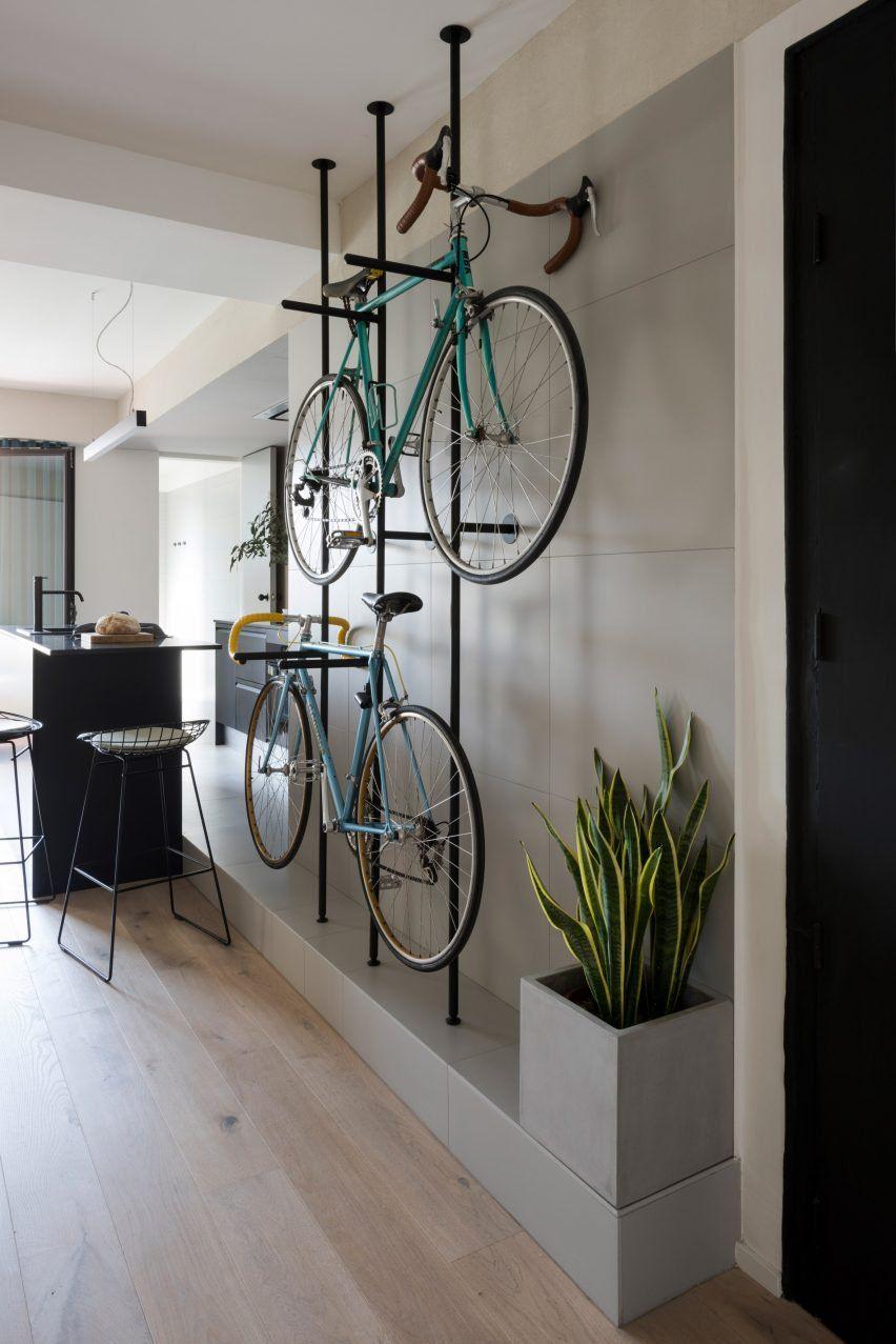 Elegant Wall Mount Bike Storage Rack Multiple Color Options Available Cycloc Hero