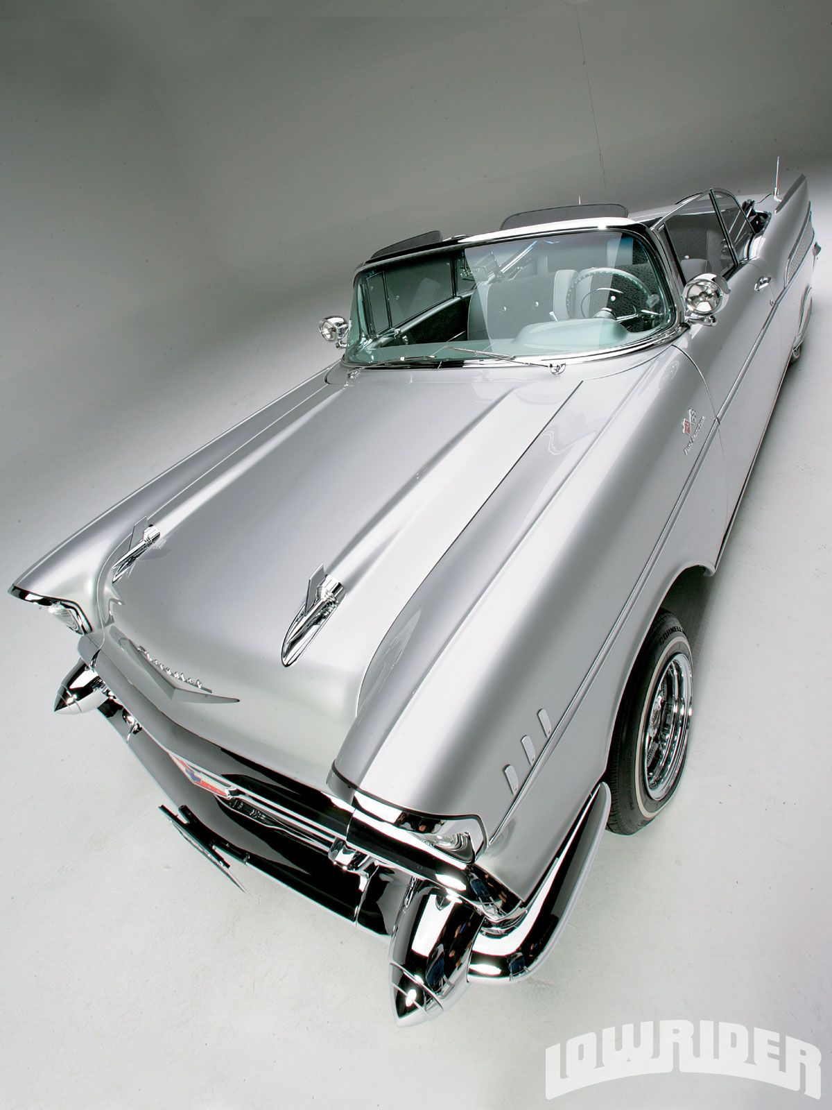 View this 1957 Chevrolet Bel Air Convertible Right Rear