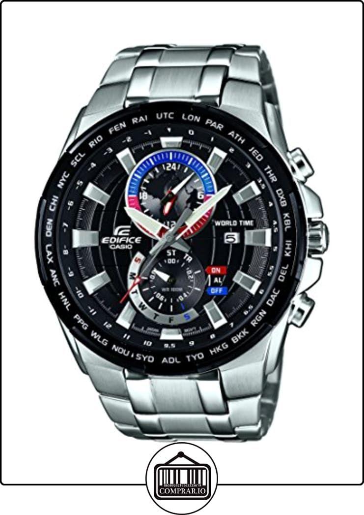 Casio EFR-550D-1AVUEF - Reloj de pulsera hombre 134d2e6bd5cb