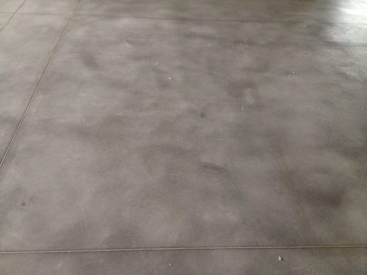 Dettaglio cemento levigato cemento pavimento cementine for Pavimento in cemento