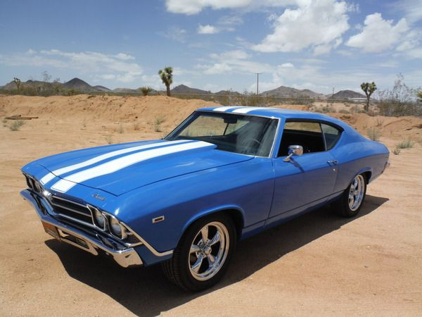 Chevy Chevelle Muscle Cars for Sale